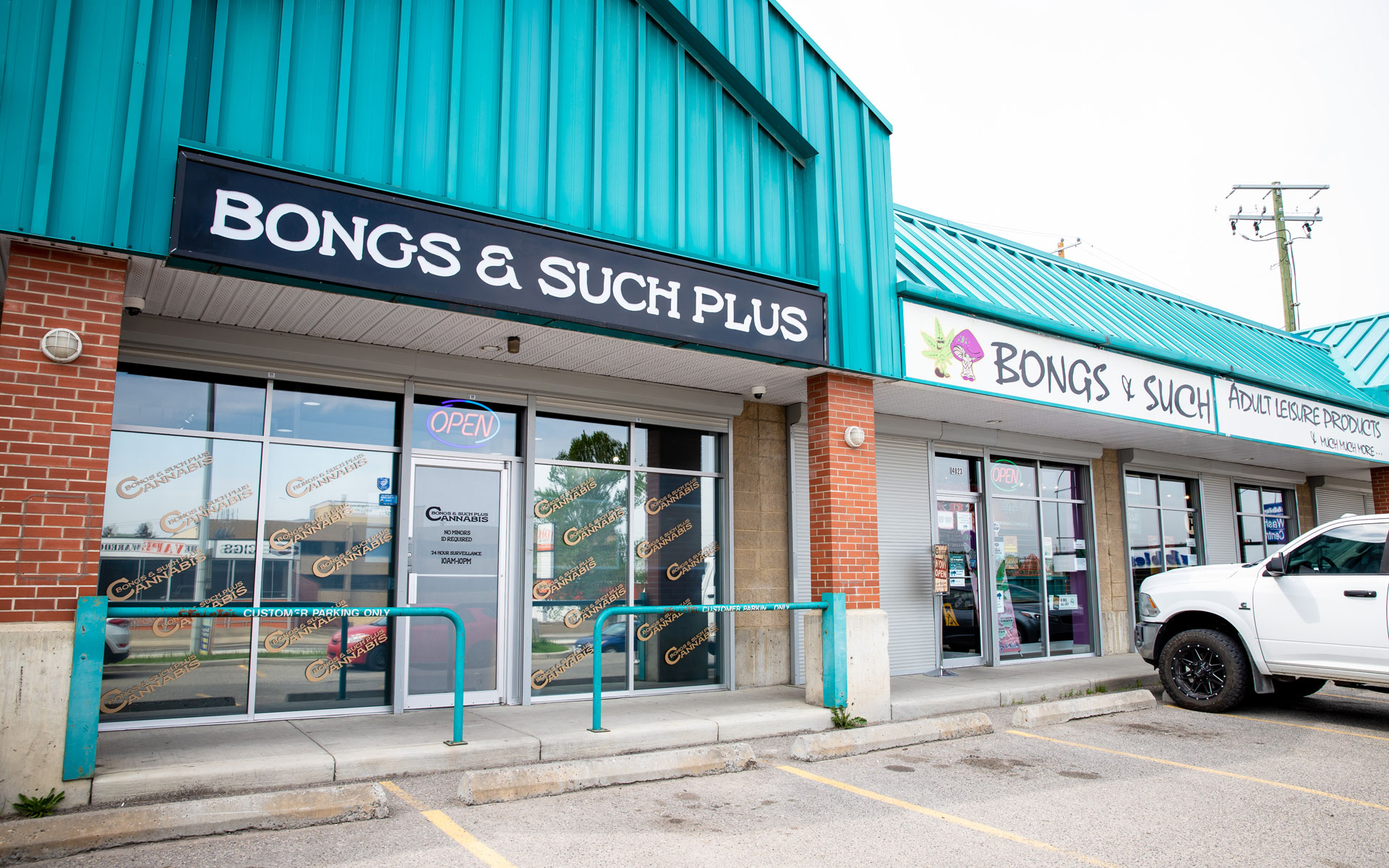 Bongs and Such Plus Calgary