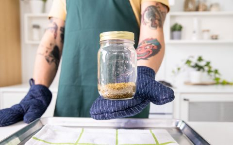 post-image-Decarboxylation 101: How to Decarb in a Mason Jar