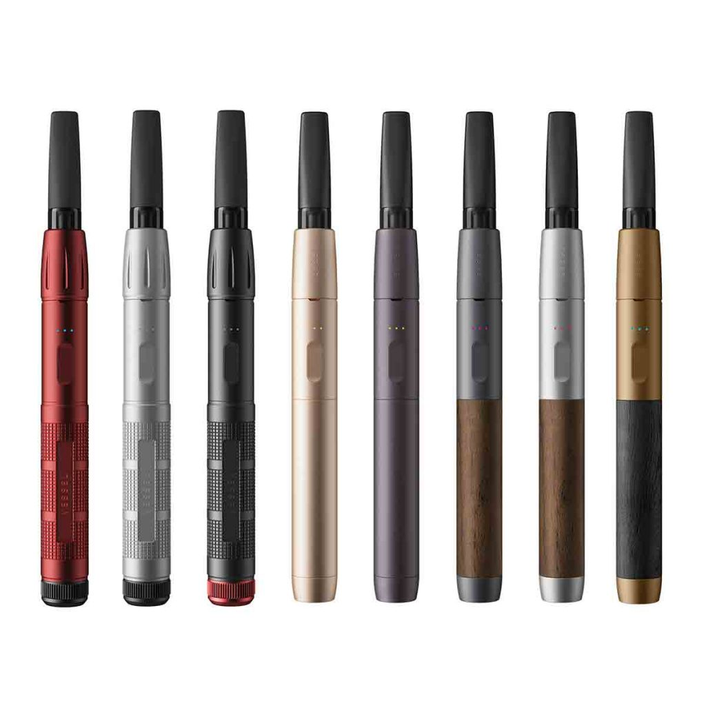 multiple vape pens