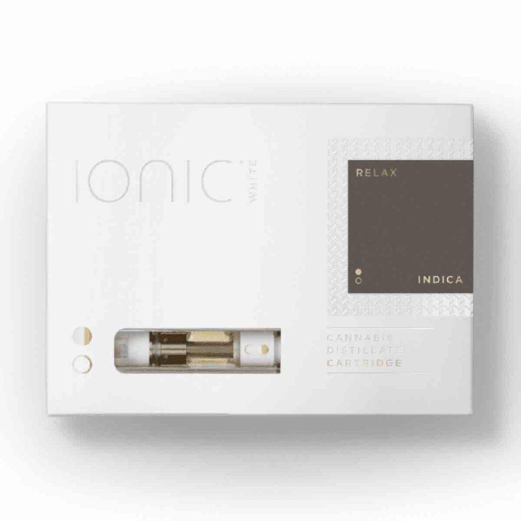 Ionic Purple Punch cannabis oil Cartridge