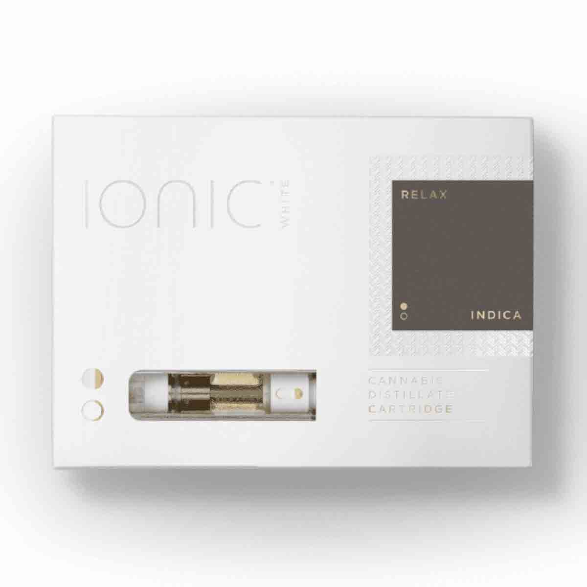 Ionic Purple Punch cannabis oil Cartridge
