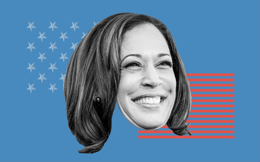 Presidential candidate Kamala Harris has changed her position on cannabis legalization