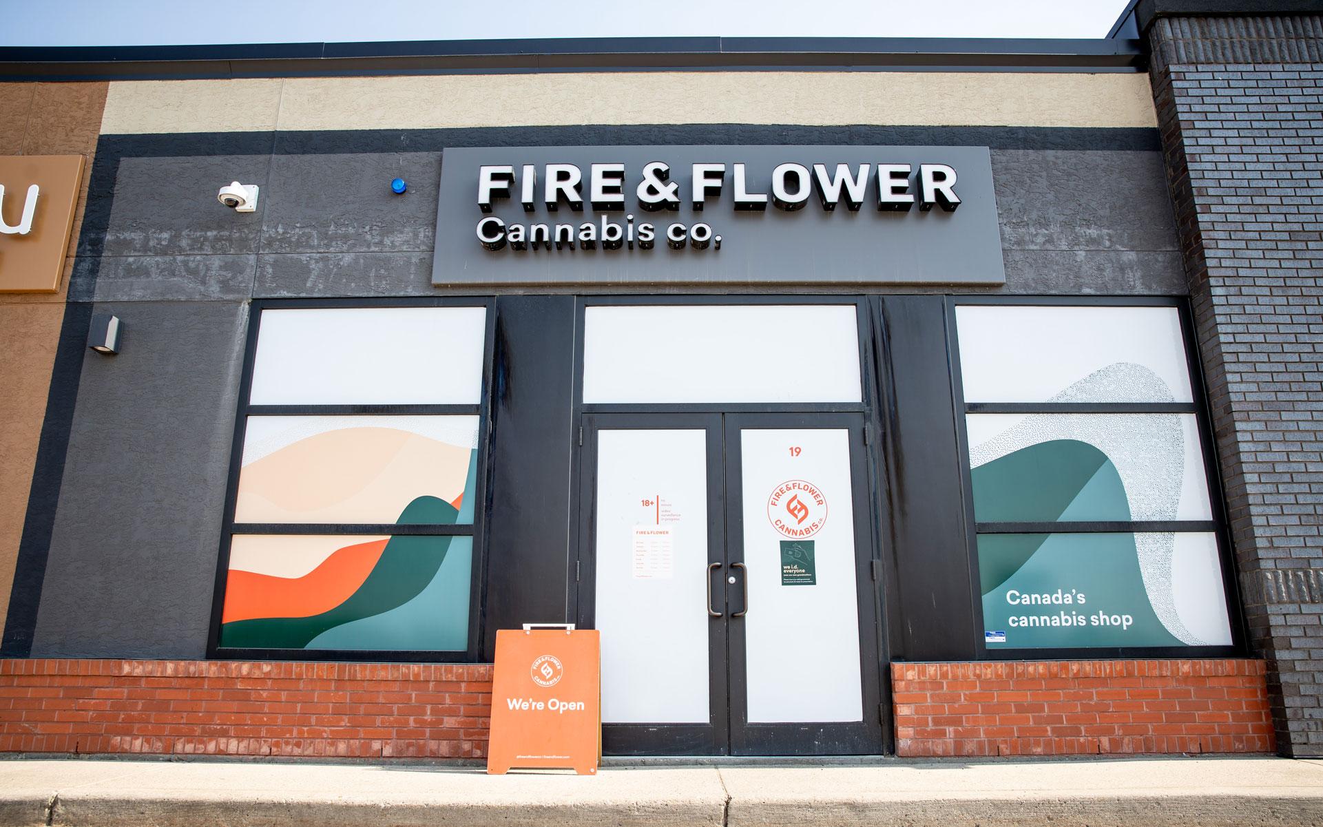 Fire & Flower St. Albert