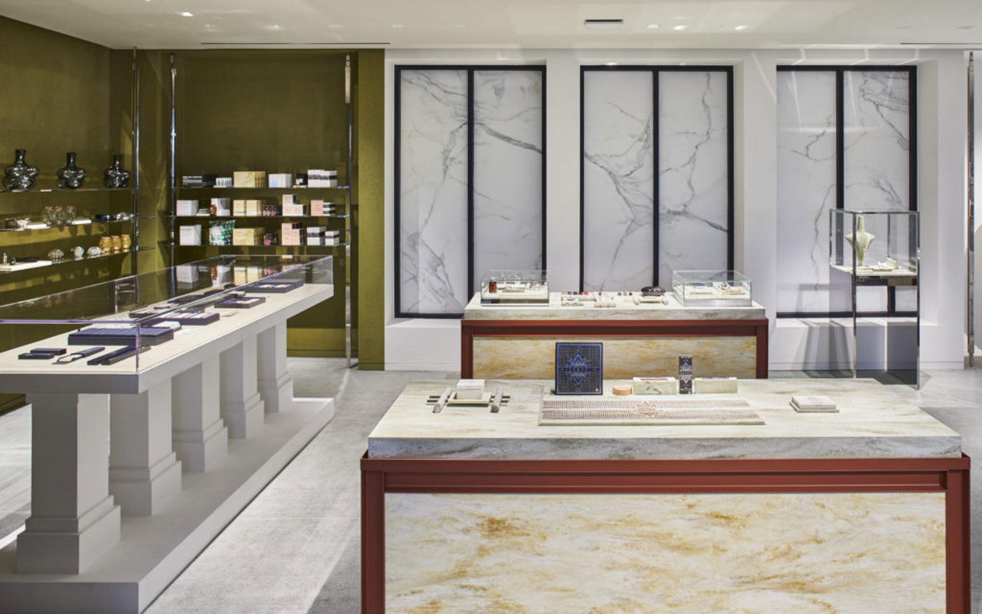 luxury cannabis products Barneys