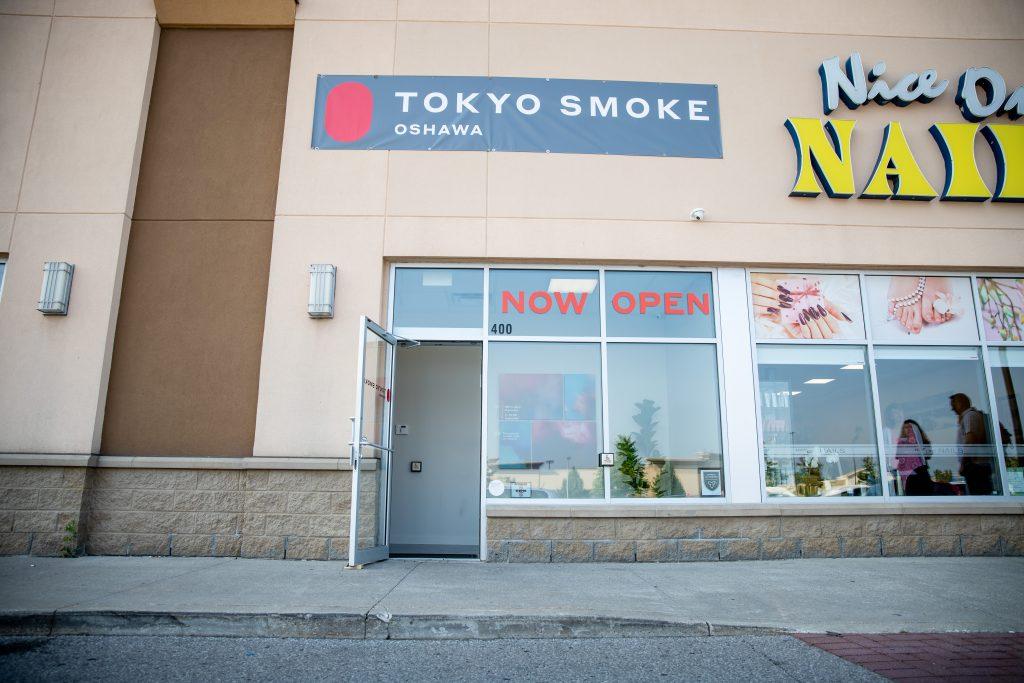 tokyo smoke oshawa