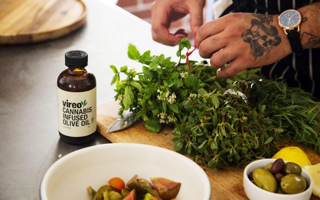 marijuana edibles, baking ingredient
