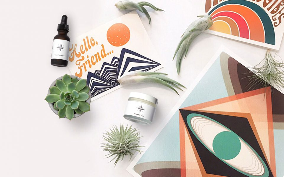 Living a Lifestyle of Wellness with Canvas 1839 CBD