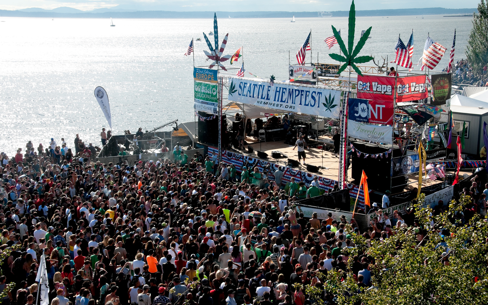 Seattle Hempfest 2019: Leafly's Guide to the Original