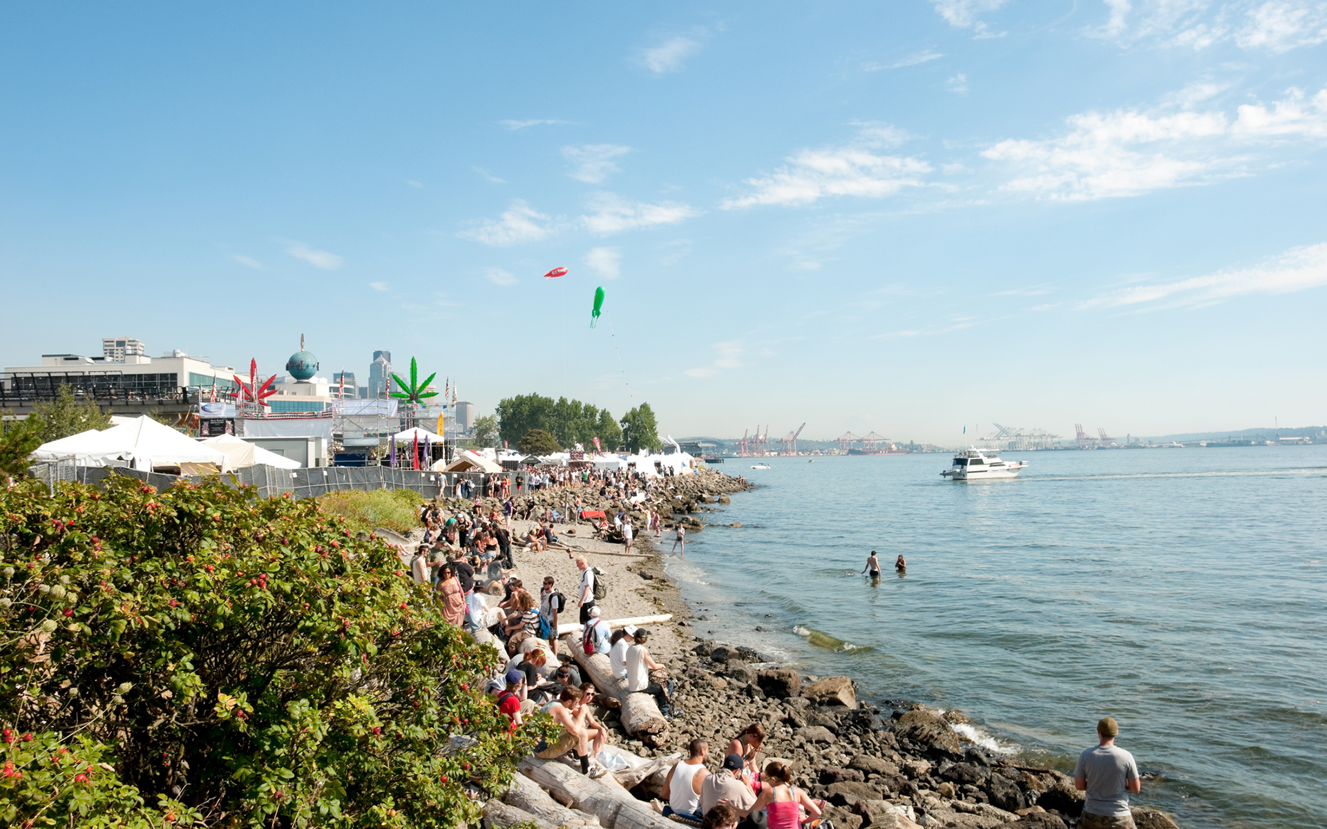 The Roll-Up #101: It's a Hempfest Invasion thumbnail