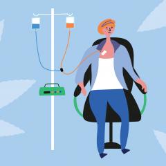 How Cannabidiol (CBD) Works for Treating Anxiety   Leafly