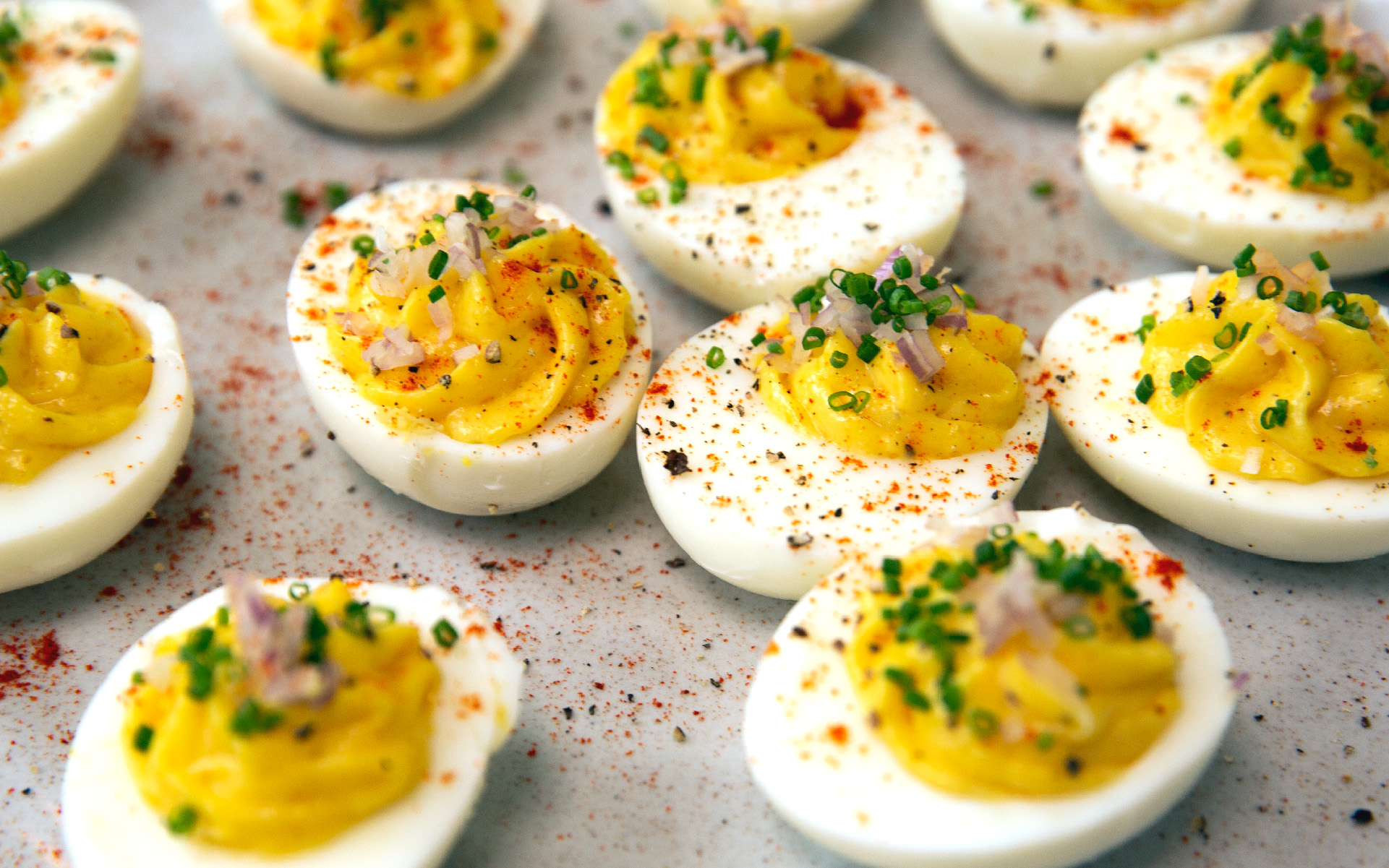 Recipe: How to Make Cannabis-Infused Devilled Eggs