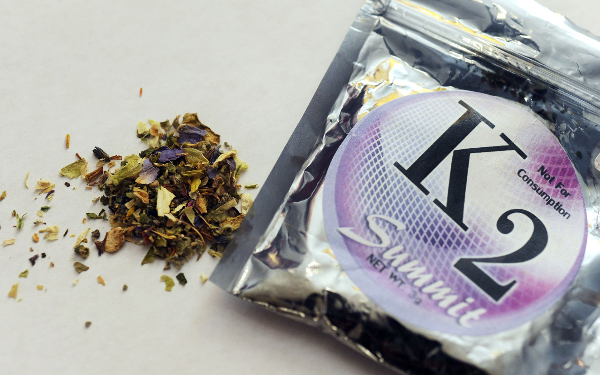 synthetic cannabinoids, synthetic thc, spice, k2