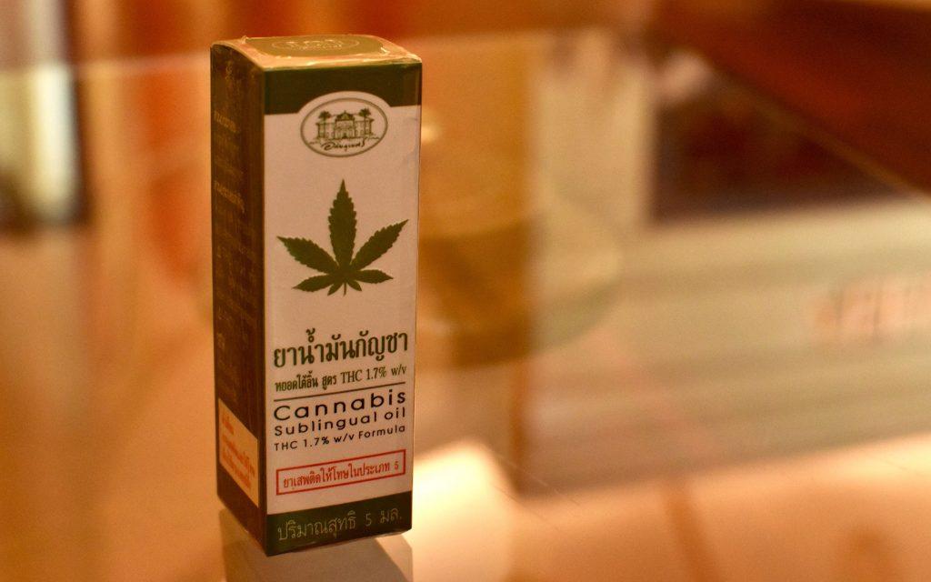 thai cannabis oil