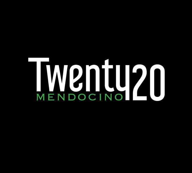 Twenty20 Mendocino logo