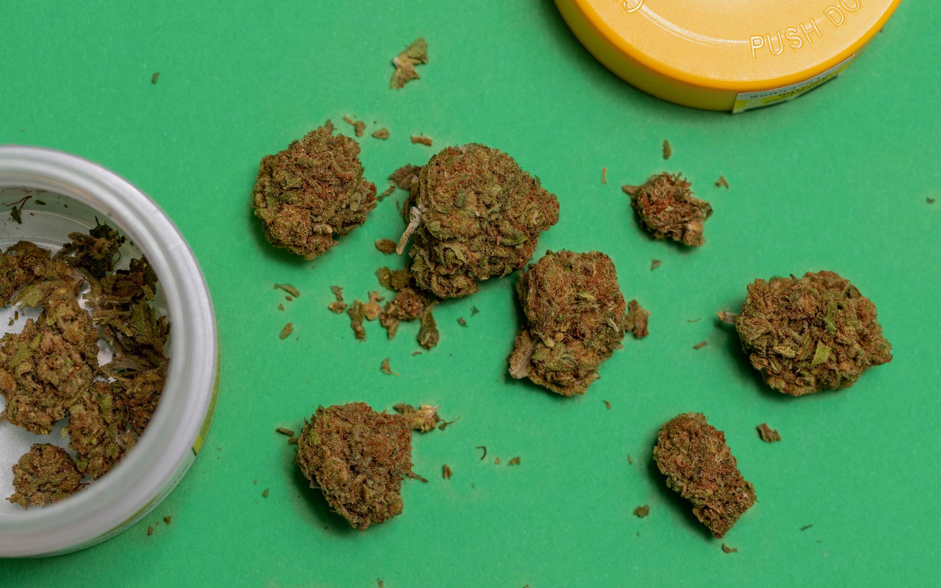 , Which Canadian cannabis strains are highest in CBD?, Styding CBD, Styding CBD