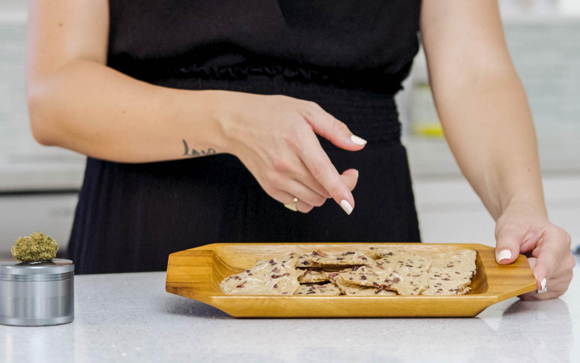 Tantalus Labs almond bark