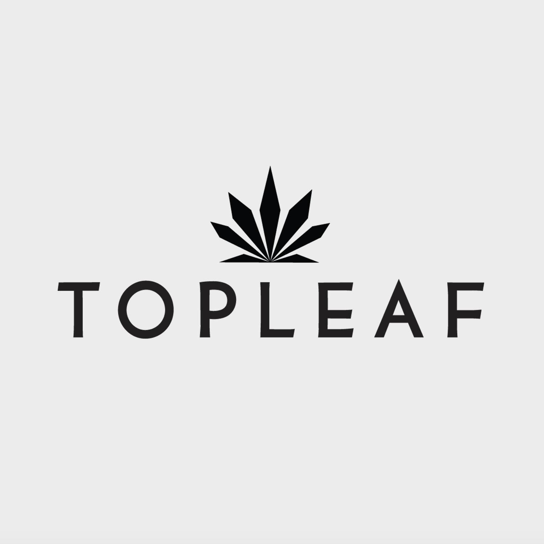 Top Leaf logo