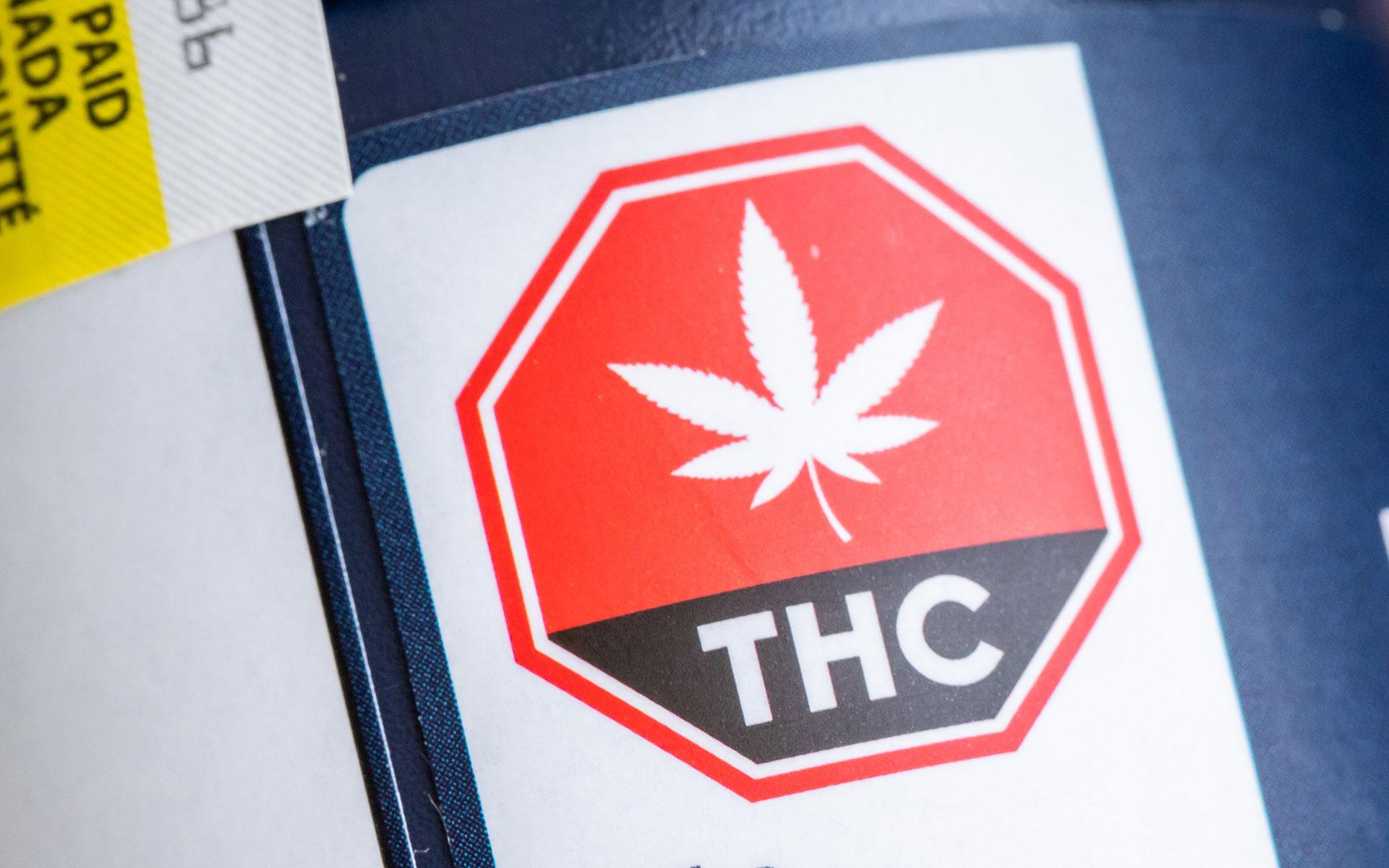 health canada THC symbol