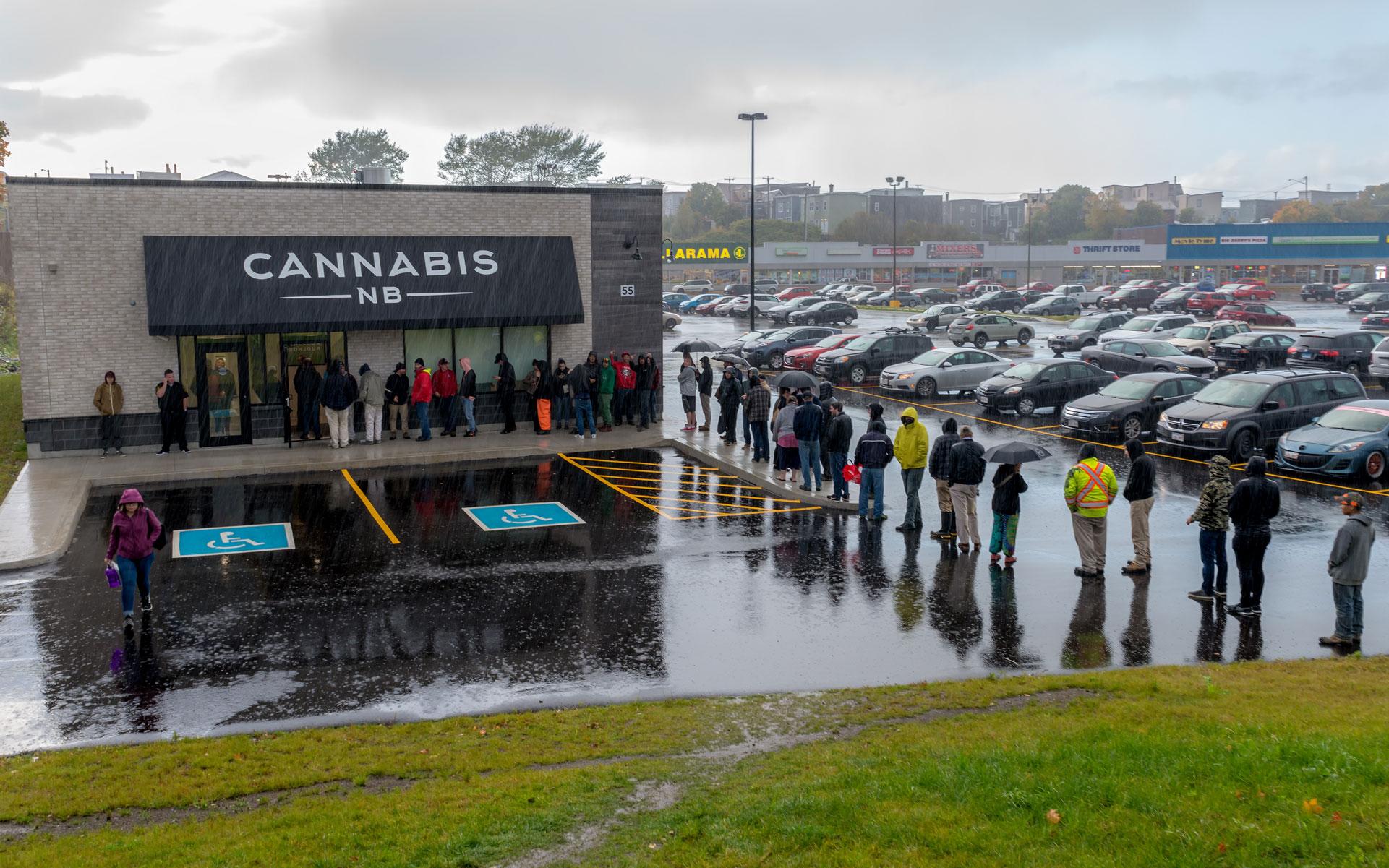 cannabis new brunswick