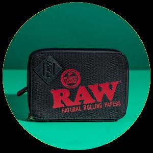 Raw storage bag