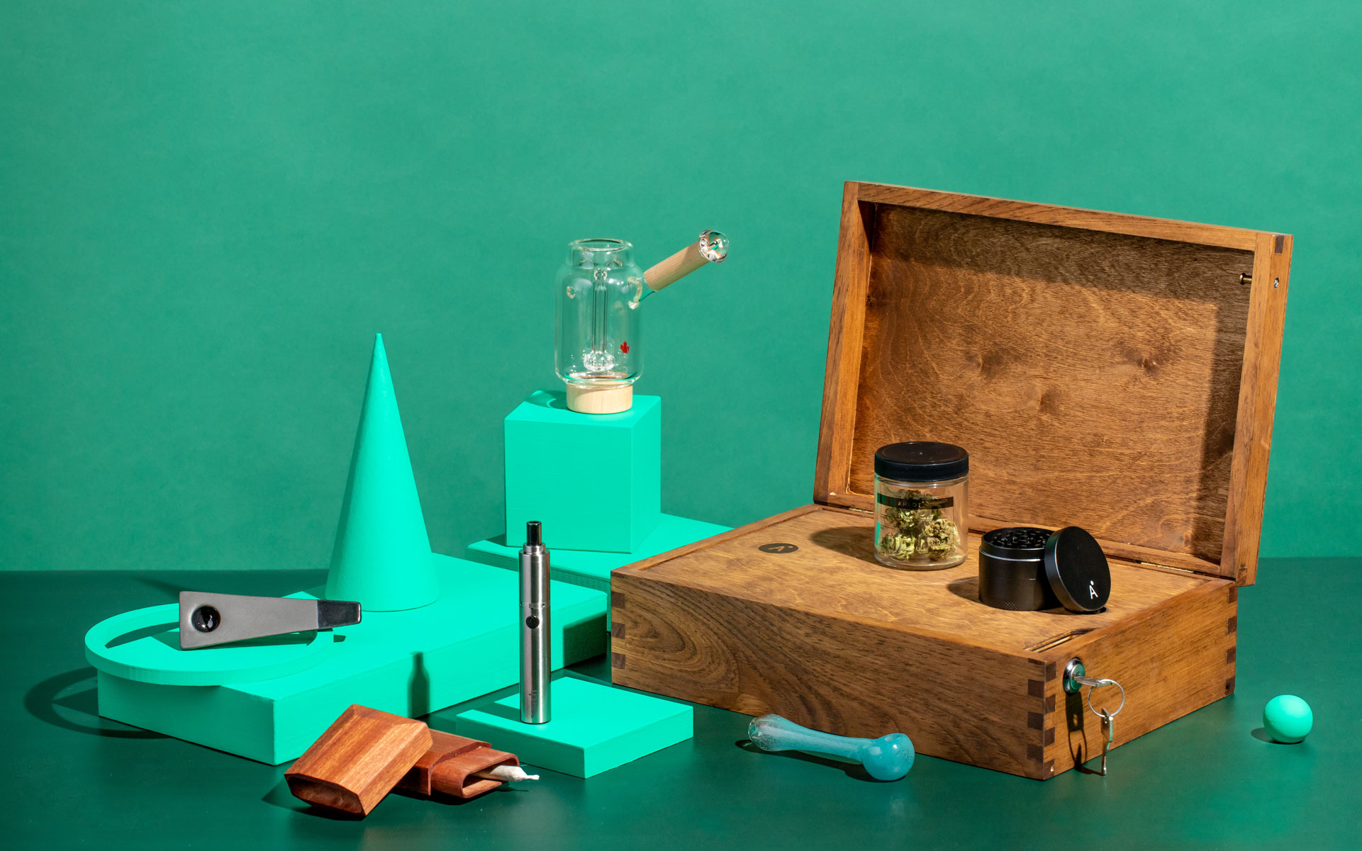cannabis gifts for experts