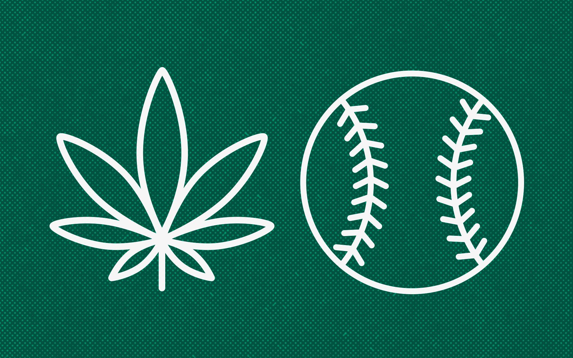mlb banned substances, marijuana use in sports, baseball, pot