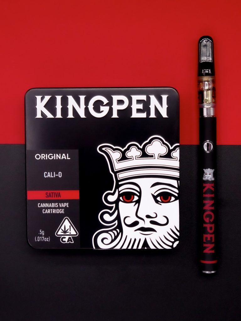 Leafly's favorite vaporizer, leafly faves, Kingpin, cannabis concentrate, marijuana, vape