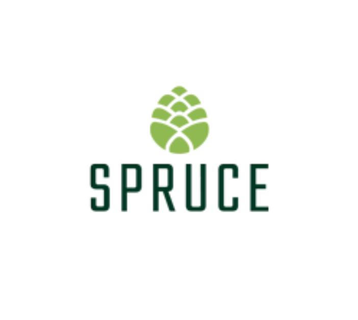 logo spruce cbd Facebook