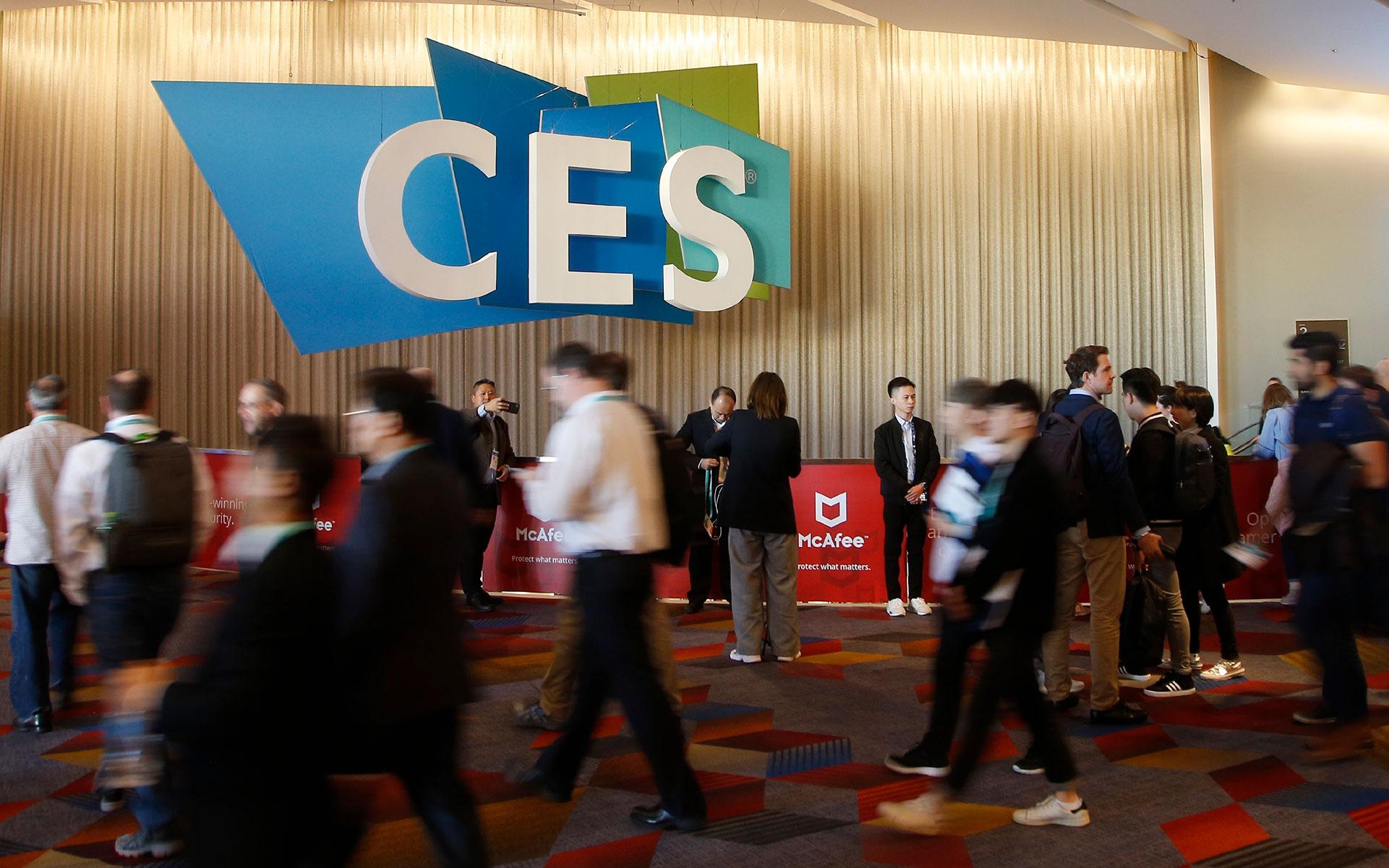 CES tech show, cannabis in tech, marijuana gadgets