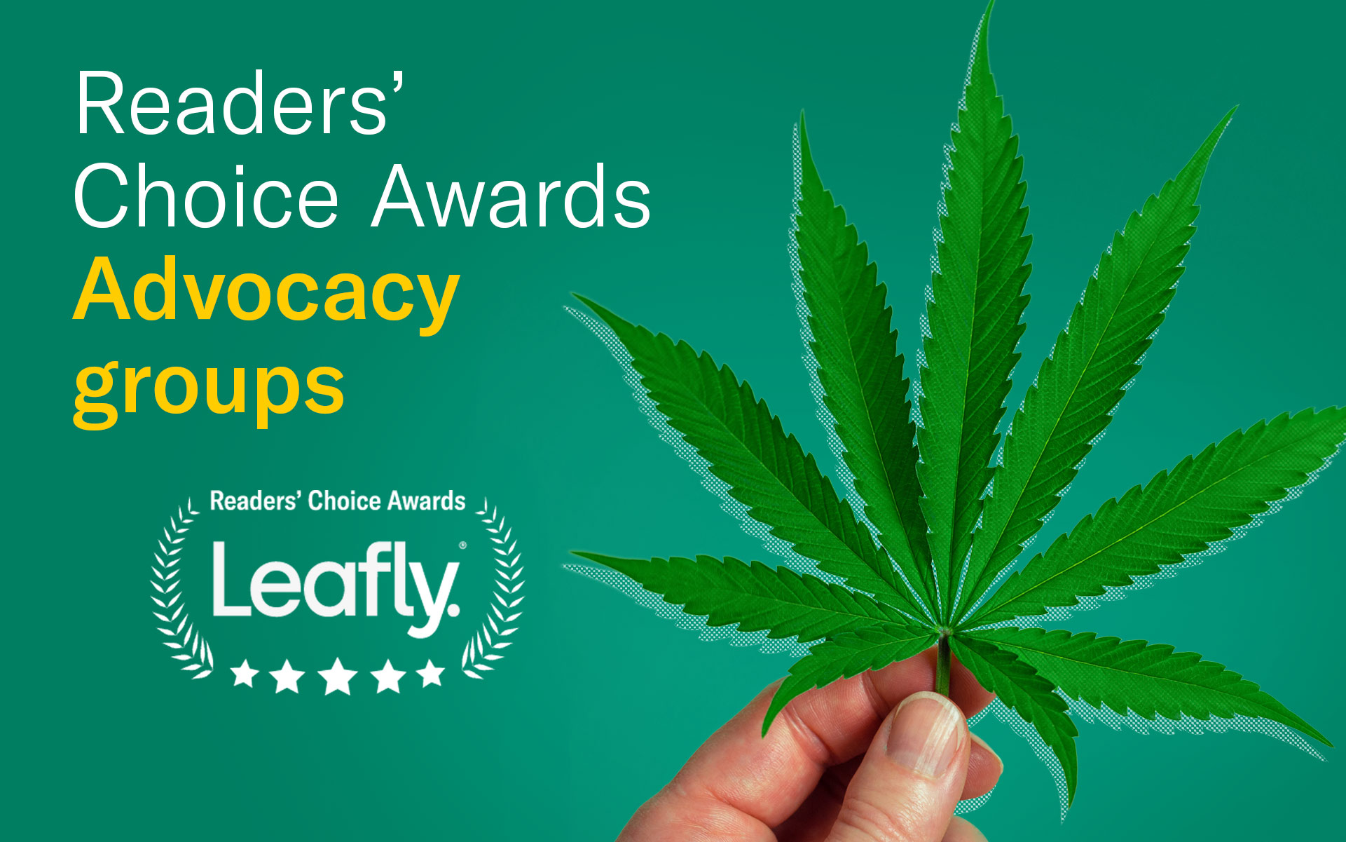 leafly canada readers choice advocacy groups