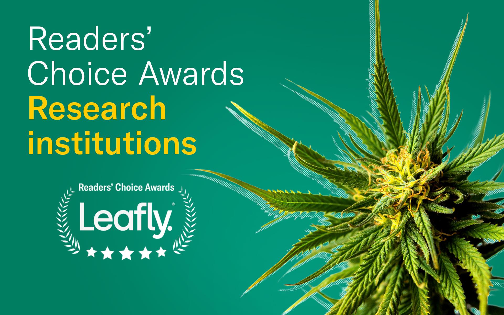 Canada's top marijuana research