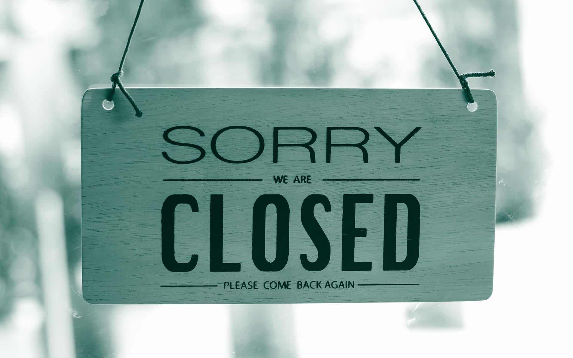 quarantine, coronavirus, covid-19 closures